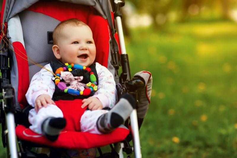 в коляске ребёнка картинки